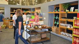 Fairgoers shop local at Indiana Grown Marketplace