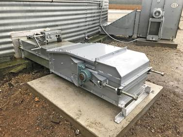 GSI introduces new under-bin conveyor