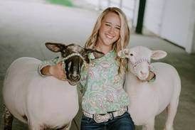 Time to celebrate: Winners in the 4-H/FFA Youth in Agriculture contest