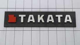 U.S. probes Takata air bags in 200 models from 20 automakers