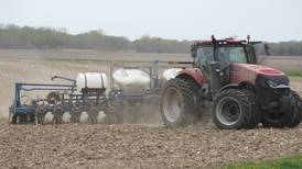 A Year in the Life of a Farmer: Kindreds plant soybeans during April windows