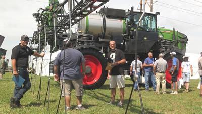 Farmers develop innovative application system