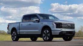 Ford's big bet: Fans of F-150 pickup will embrace electric