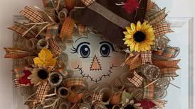Fall wreath-making workshop