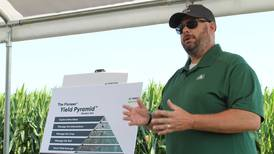 Pioneer Yield Pyramid: Data-driven decision tool assists farmers with crop management
