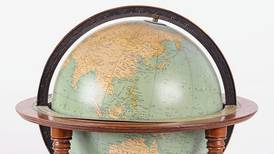 Antiques & Collecting: Terrestrial globe